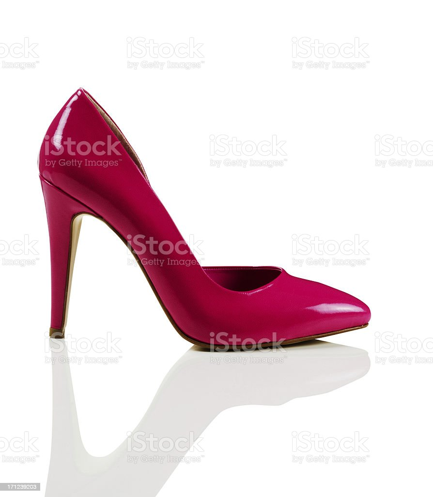 Red High Heels stock photo