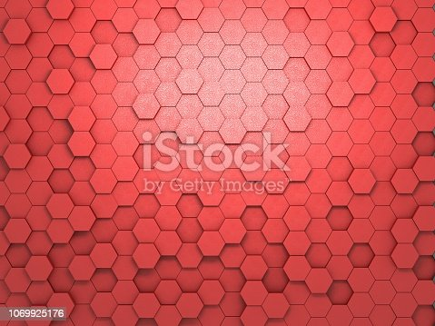 690198240istockphoto red honeycomb 1069925176