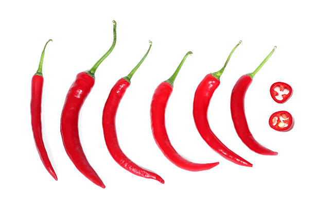 red hot chili peppers – Foto