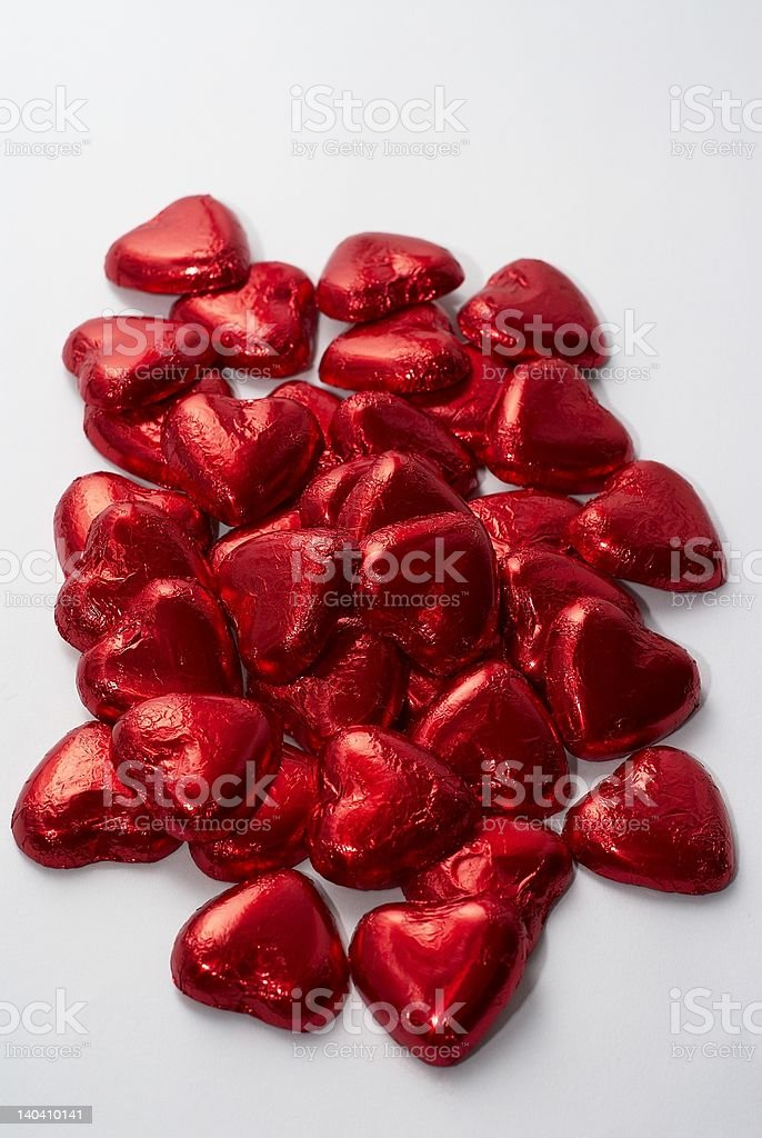 Red Hot Love royalty-free stock photo