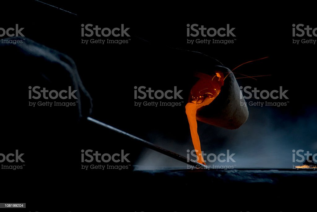 Red Hot royalty-free stock photo