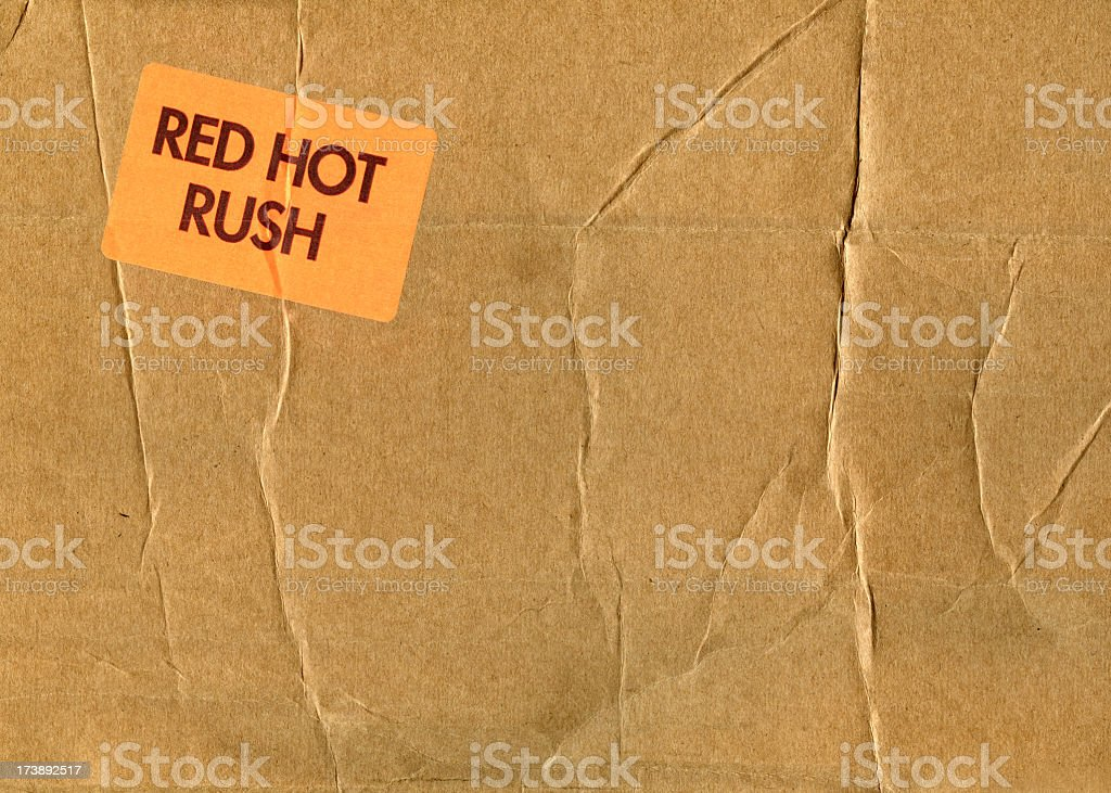 red hot rudh royalty-free stock photo