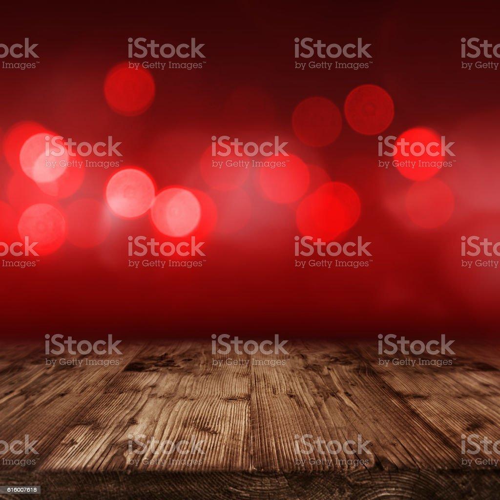 Red illuminated Background stock photo