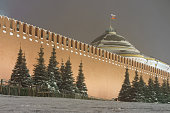 The infrastructure of the Moscow Kremlin