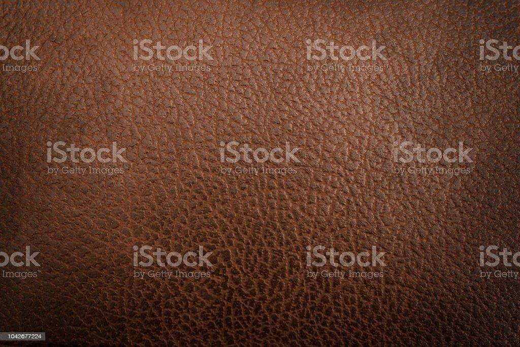 fundo de couro vermelho ou textura - foto de acervo