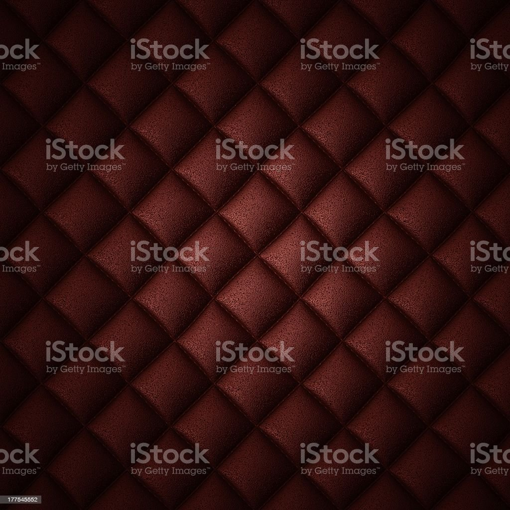 Red leather background or texture royalty-free stock photo