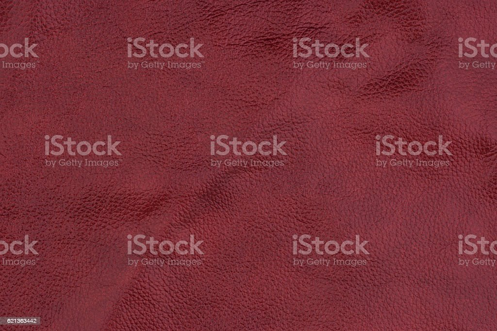 red leather texture background stock photo