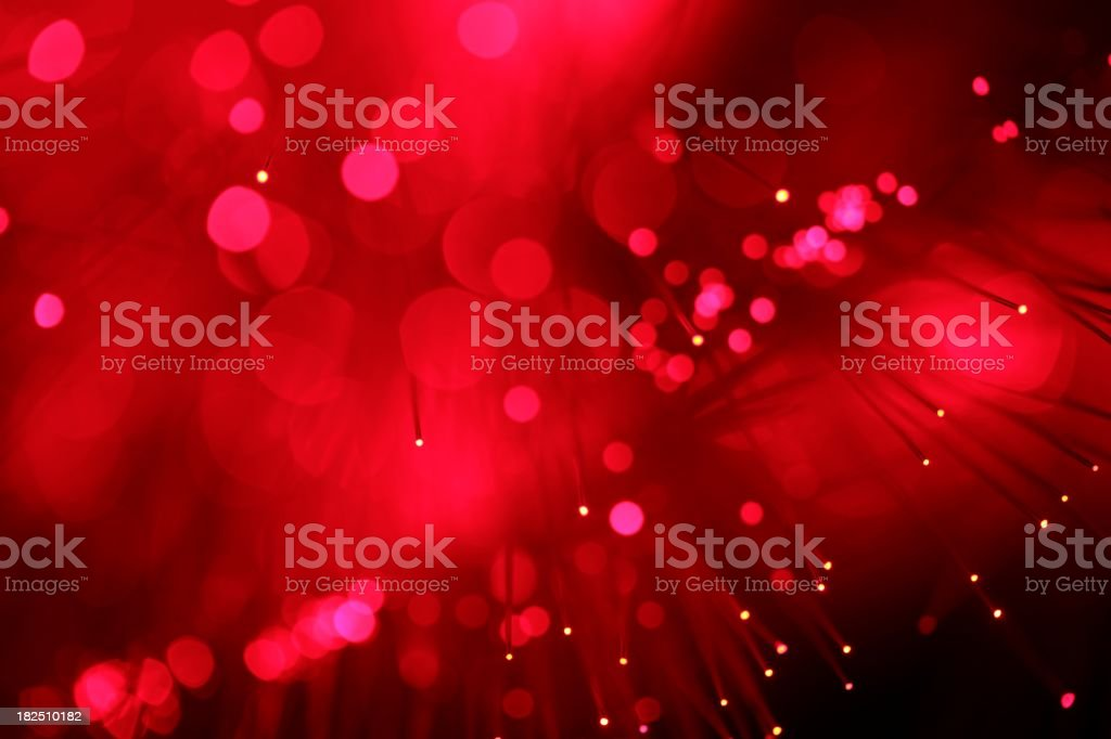 Red light background - Royalty-free Abstract Stock Photo