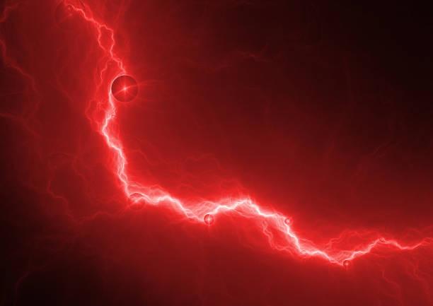 Rote Blitze