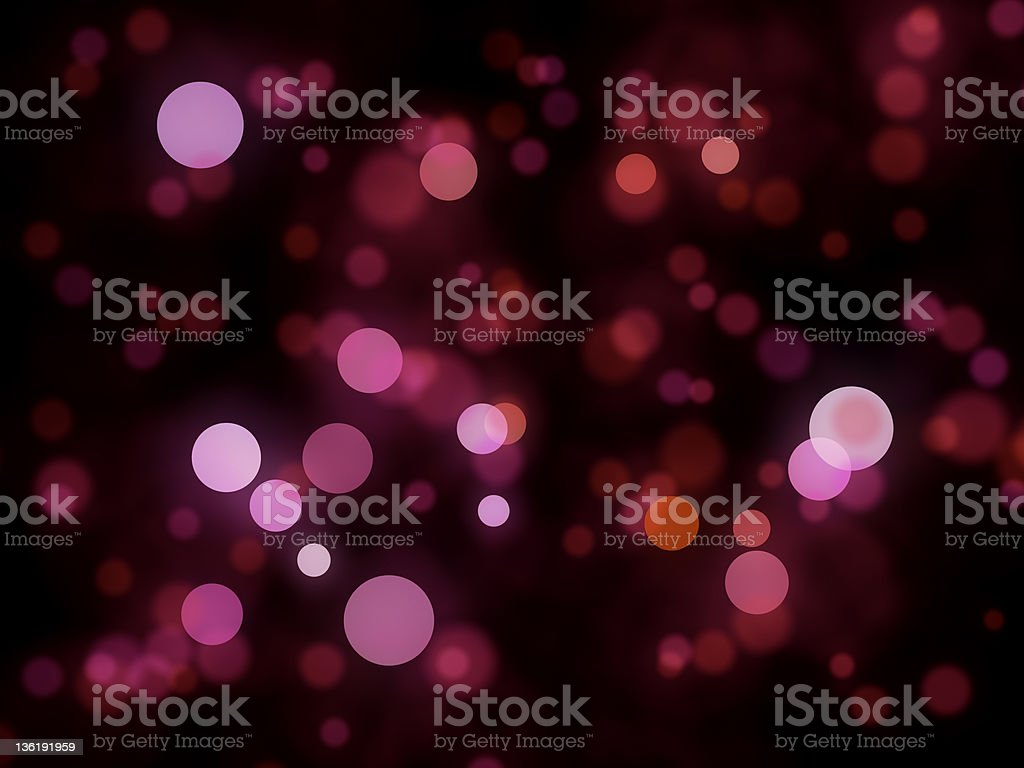 Red lights (XXXL) royalty-free stock photo