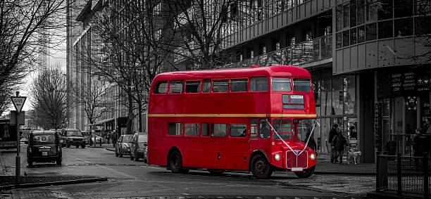 Bus rouge Londres - Photo