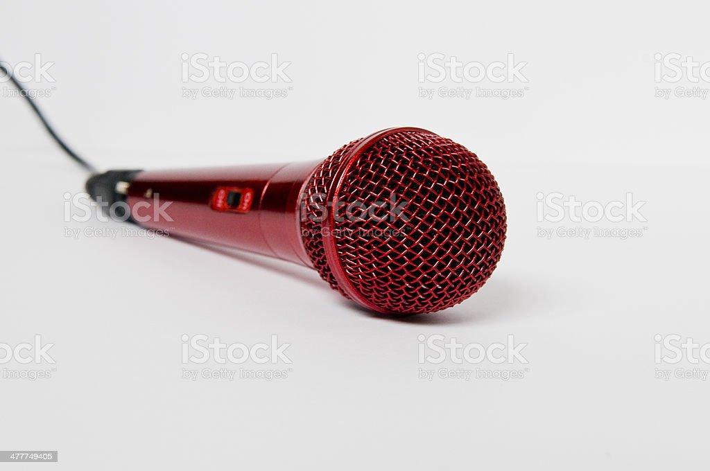 Red Mikrofon – Foto
