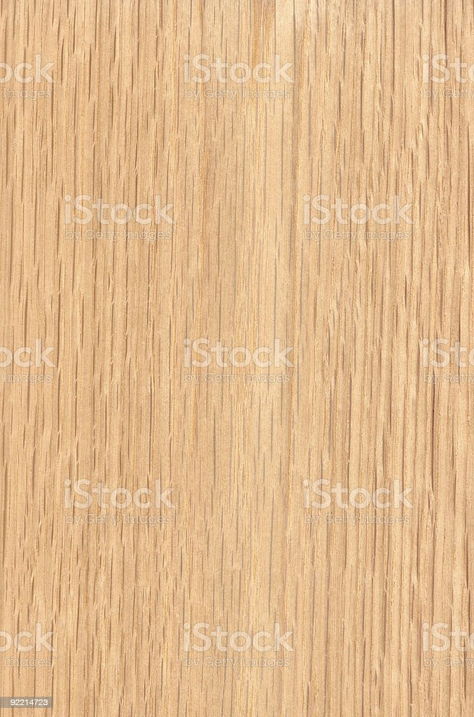 Red Oak - Wood Texture Series royalty-free stock photo