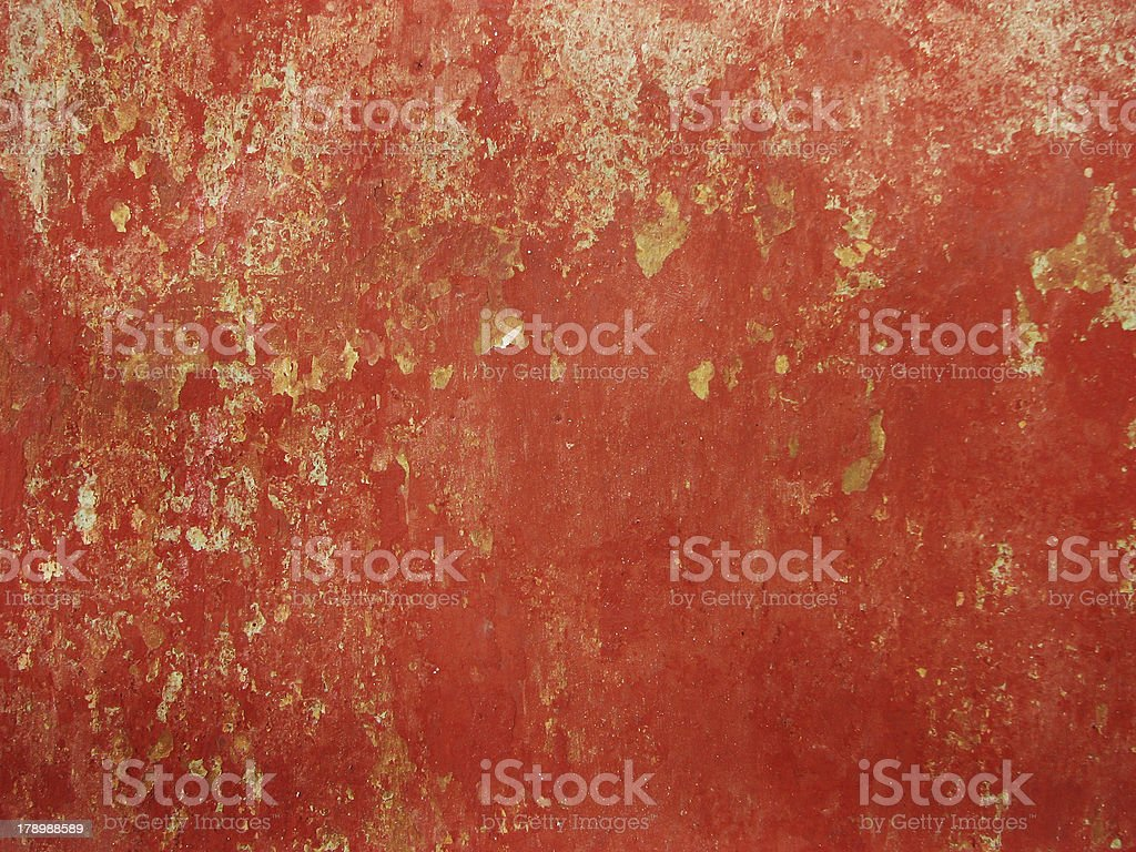 Red old wall background royalty-free stock photo