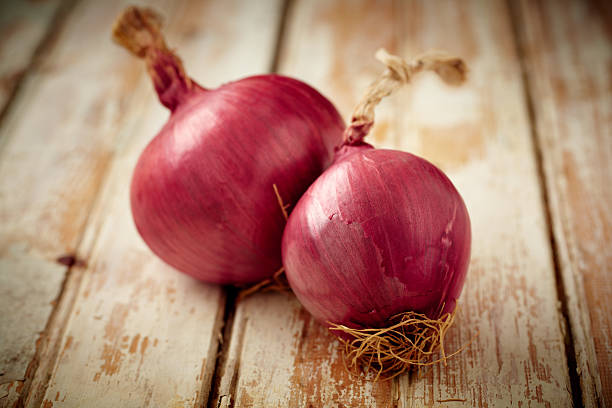 Red Onion  red onions stock pictures, royalty-free photos & images