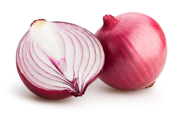 red onions red onions isolated spanish onion stock pictures, royalty-free photos & images