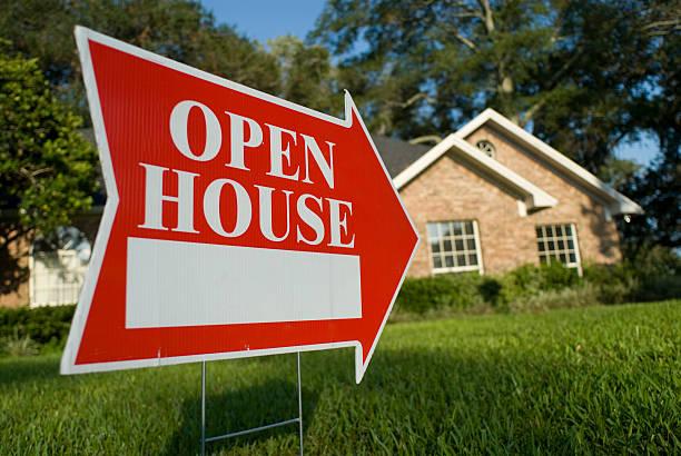 open-house - - offen allgemeine beschaffenheit stock-fotos und bilder