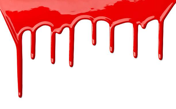 Spray Paint Drip Art