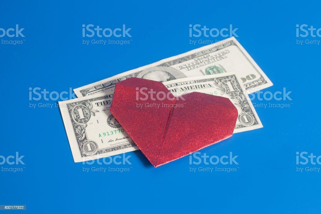 Dollar Origami Heart Tutorial - How to make a Dollar Heart - YouTube | 682x1024
