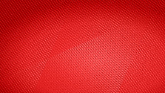 red pattern aluminium background- metal