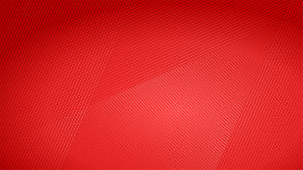 red pattern aluminium background- metal - geometric shape stock pictures, royalty-free photos & images