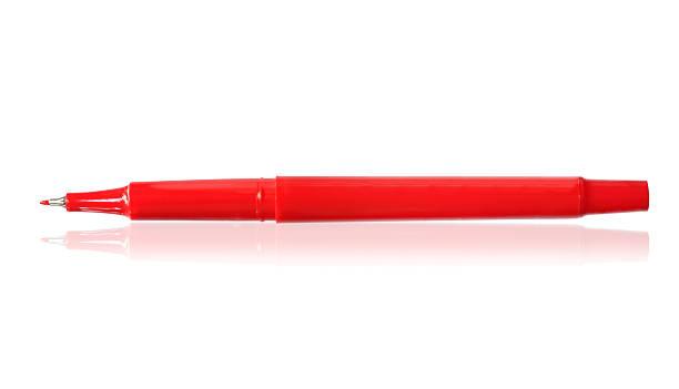 赤ペン ストックフォト