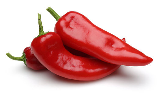 Red Pepper Stock Photo - Download Image Now