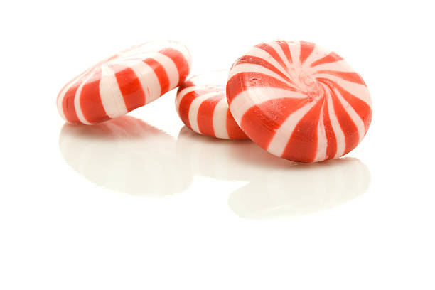 Red Peppermint stock photo