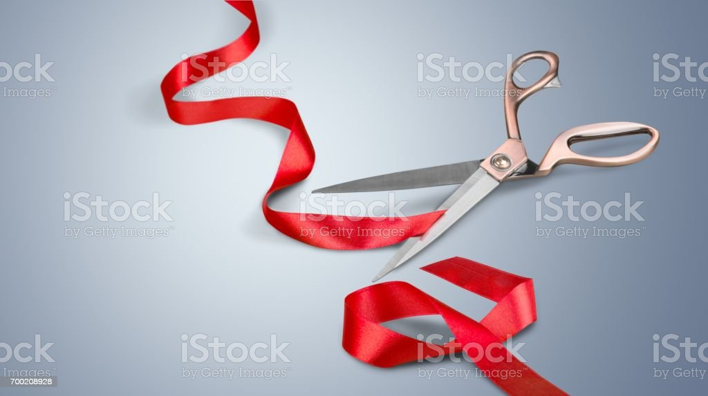 Red. stock photo