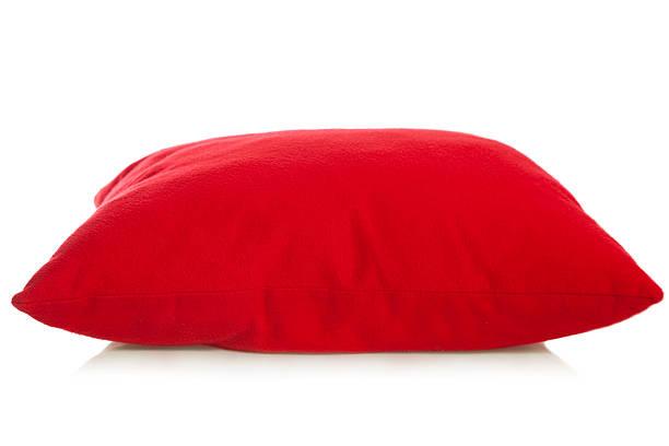 красный подушка - подушка стоковые фото и изображения