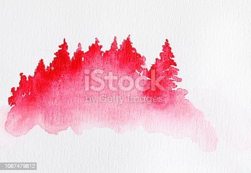 1183352589 istock photo Red Pine Trees 1067479812