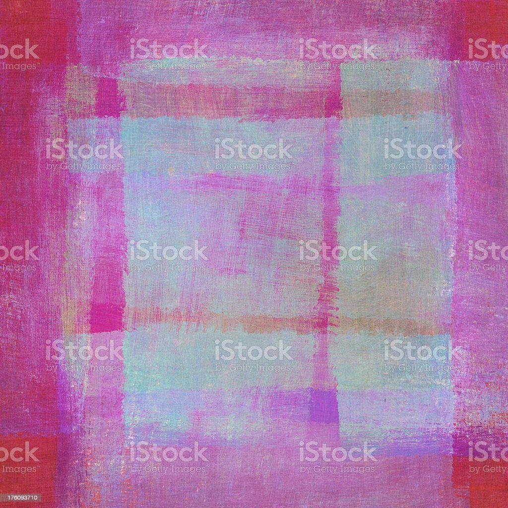 Red, pink, and blue painted, background royalty-free stock photo