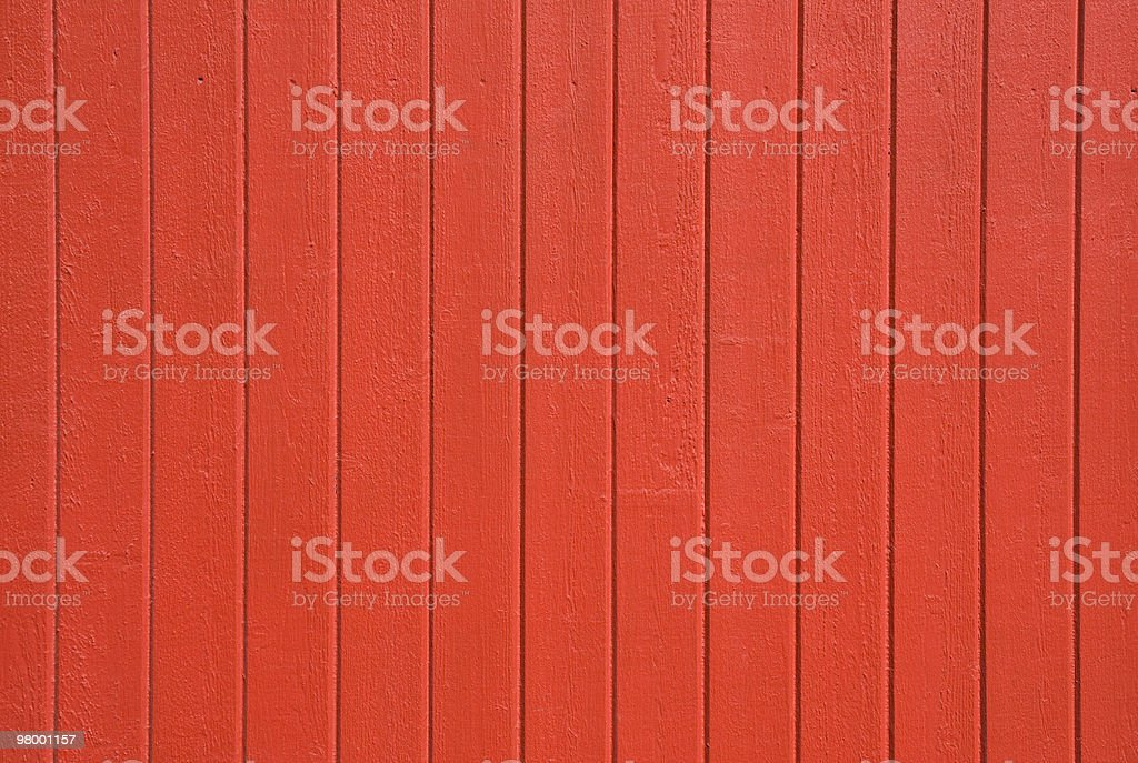 Red plank wall royalty-free stock photo
