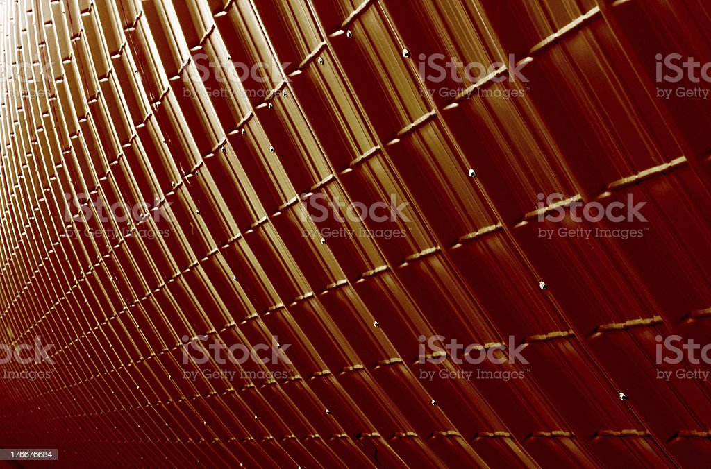 red plate royalty-free stock photo
