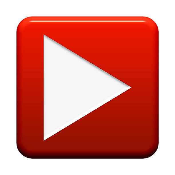 Red Play Button – Foto
