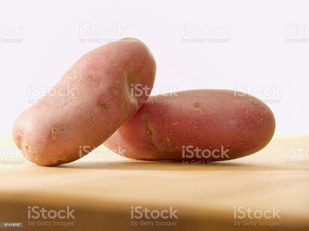 red potato royalty-free stock photo