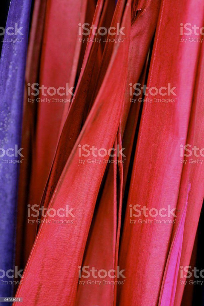 Red, purple and pink royalty-free stock photo