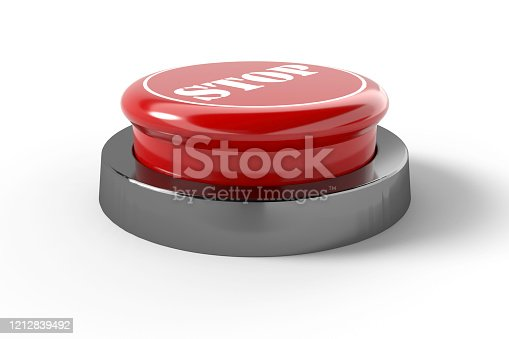 istock STOP red push button 1212839492