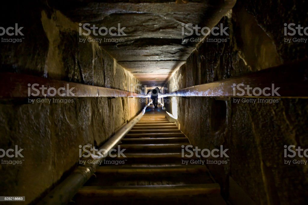 Red Pyramid Treppe – Foto