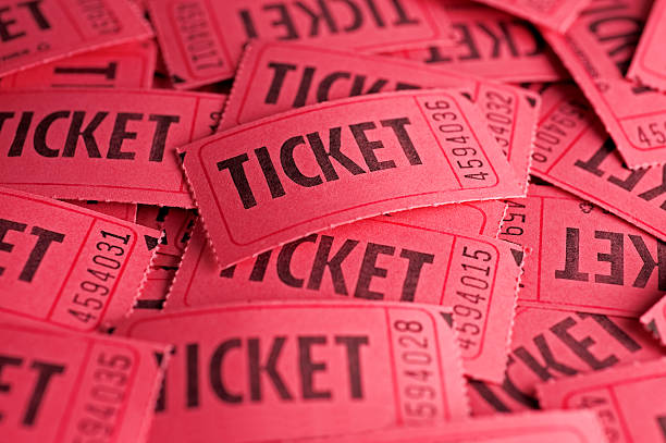Raffle Ticket Pictures Images and Photos iStock – Raffle Ticket