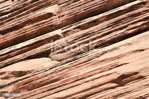 Up close to the red rocks of the southwest desert you have beautiful angles, textures, characters, impressions. Interesting copyspace giving a unique feeling.
