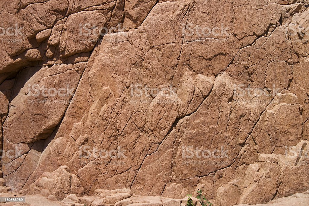 red rock background royalty-free stock photo