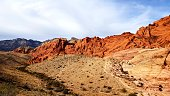 Photos of Red Rock Canyon, only a short 20 minute drive from the hustle and bustle of the Las Vegas Strip.