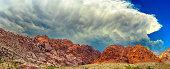 Red Rock Canyon  Las Vegas Nevada USA