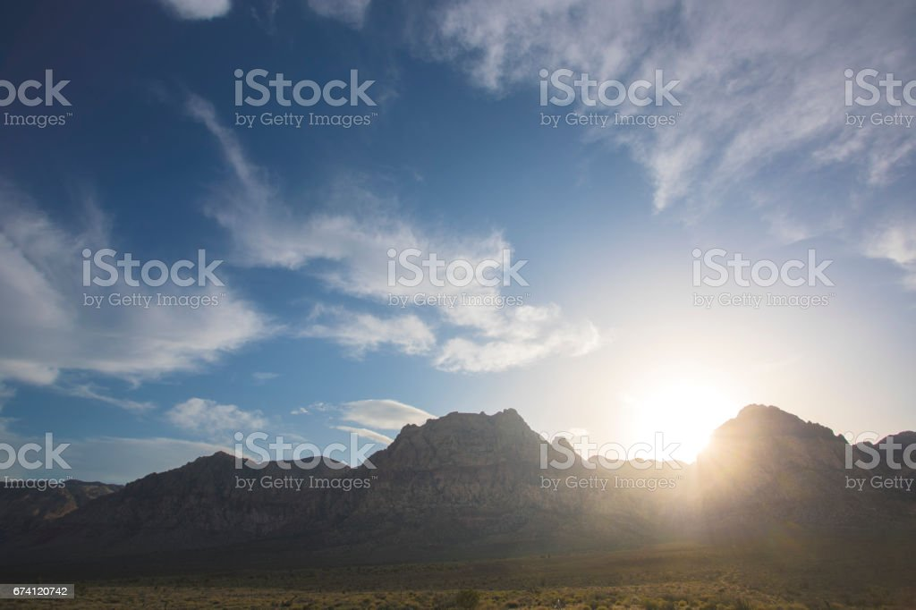 Red Rock Canyon 免版稅 stock photo
