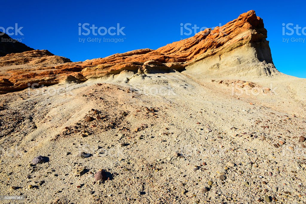 Red Rock Canyon State Park stock photo