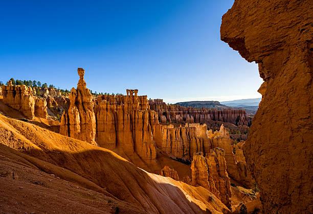 Red Hoodoos Sandsteinfelsen – Foto