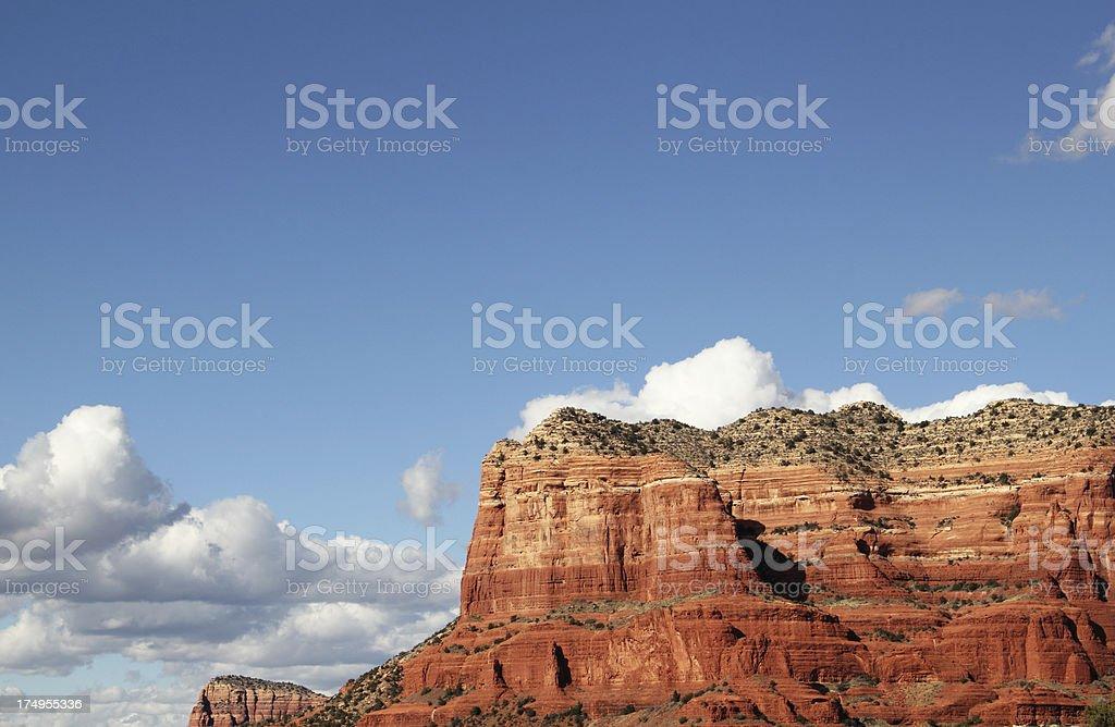 Red Rock Sedona Arizona royalty-free stock photo