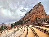Red Rocks Amphitheater in Morrison, Colorado