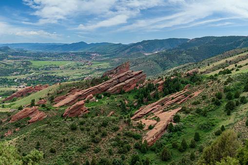 Red Rocks Denver Colorado